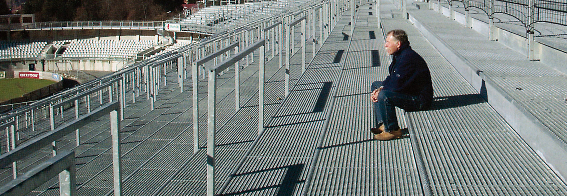 MEA Metal Applications - Referenzen Skistadion Oberstdorf