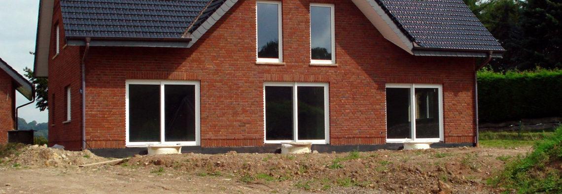MEA Bausysteme - Referenzen Einfamilienhäuser
