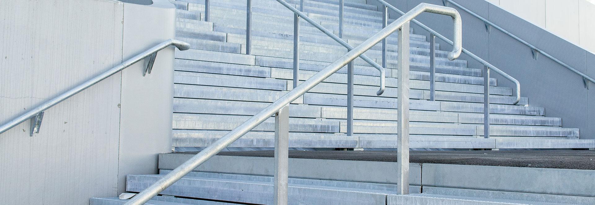 MEA Metal Applications - Referenzen Allianz Arena München