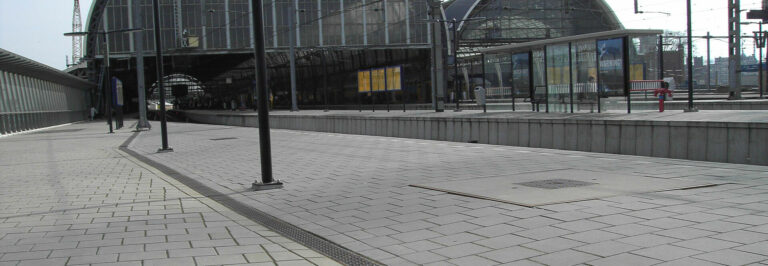 Railway station Amsterdam