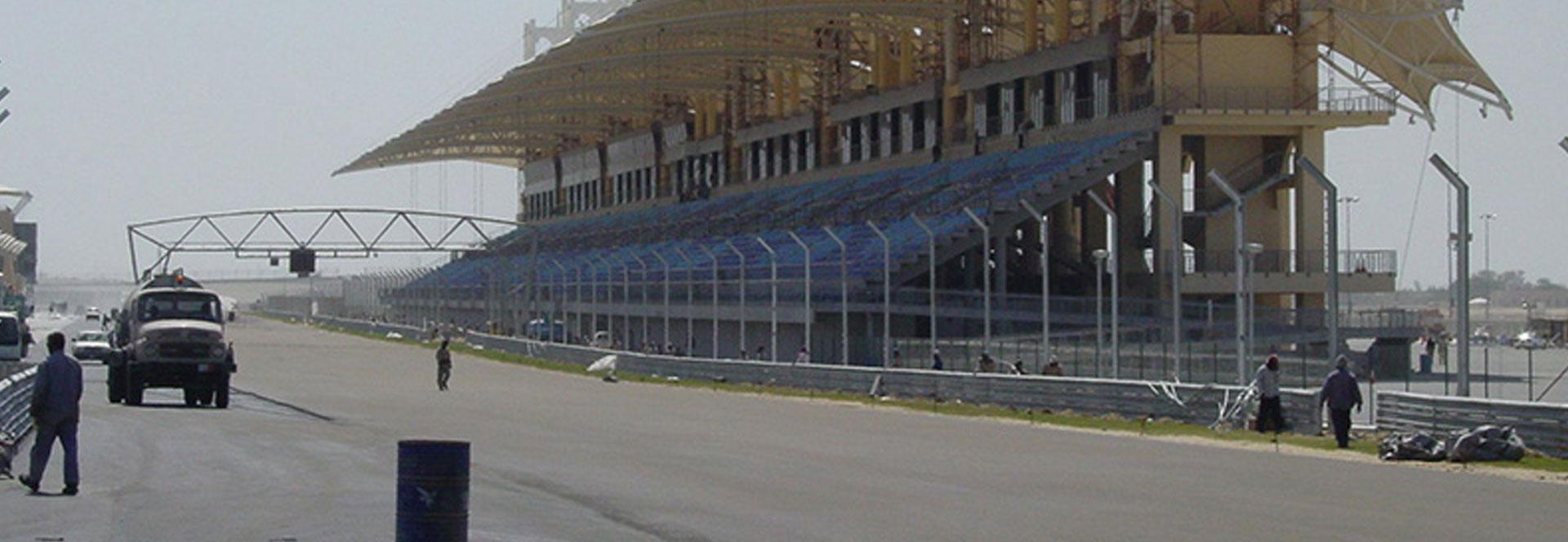 MEA Water Management - Referenzen Formel 1 Strecke Bahrain