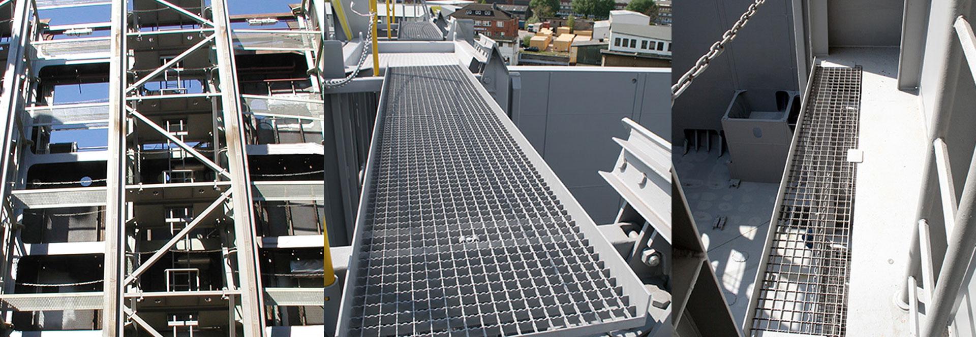 MEA Metal Applications - Referenzen Sietas Werft Hamburg