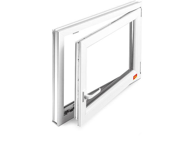 MEA Building Systems - Fenster MEALON Dreh Kipp Komfort