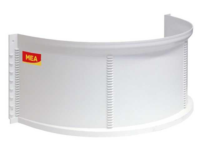 MEA Building Systems - Zubehör Kunststoff-Lichtschächte
