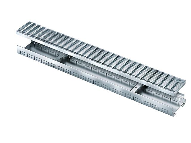 MEA Water Management - MEATEC Entwässerungsrinne für Terassen und Fassaden