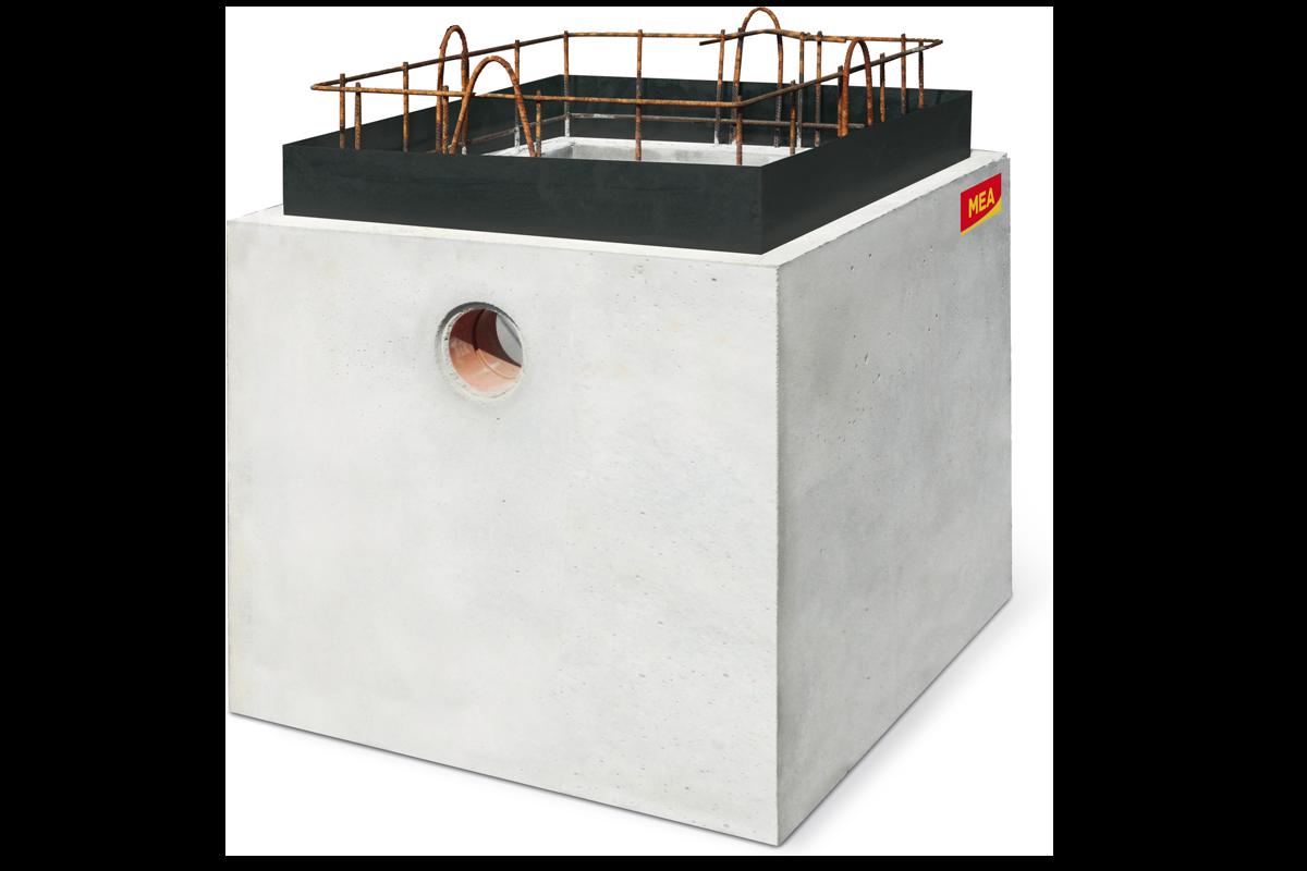 MEA Building Systems - Pumpensumpf MEAVECTOR