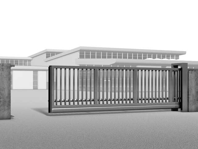 beschl ge f r freitragende tore mea group corporate deutsch. Black Bedroom Furniture Sets. Home Design Ideas