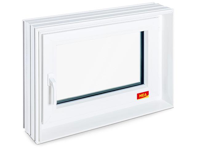 Zargenfenstersystem MEAVARIO