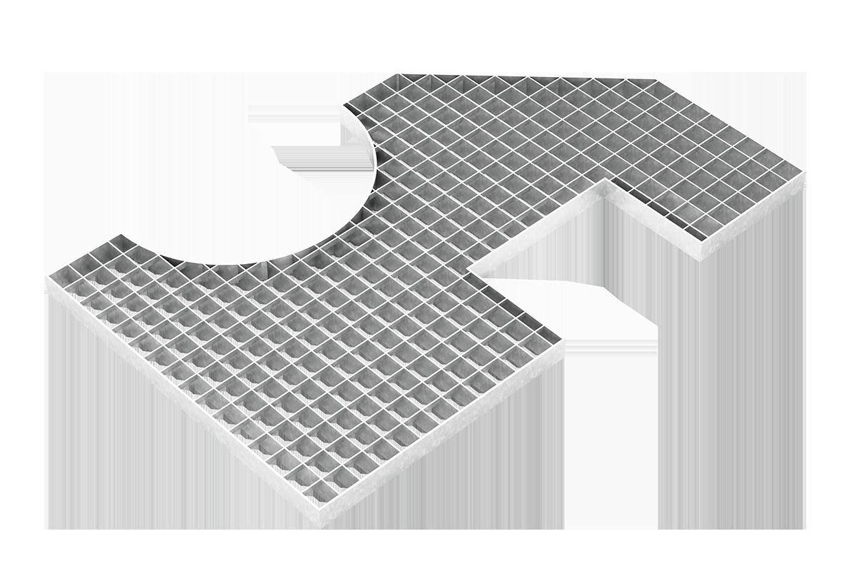 MEA Metal Applications - Individuelle Zuschnitte