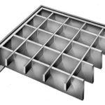 MEA Metal Applications - ZARGEN FÜR GITTERROSTE