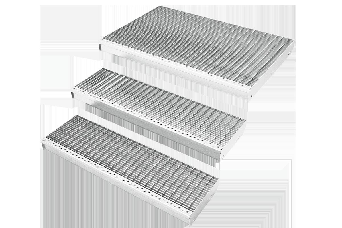 Metal Applications - Podeste MEASTEP XSL
