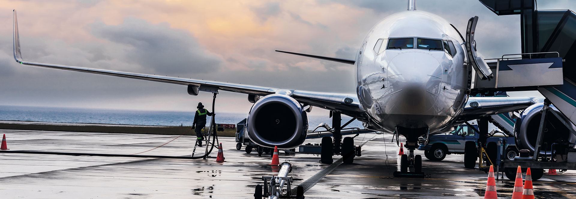 MEA - Produktanwendungen - Flughafen (Airside)