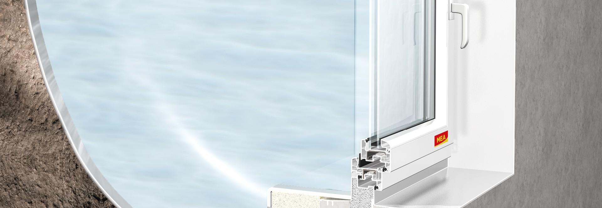 MEA - Produktanwendungen - Hochwasserschutz-gebaeude
