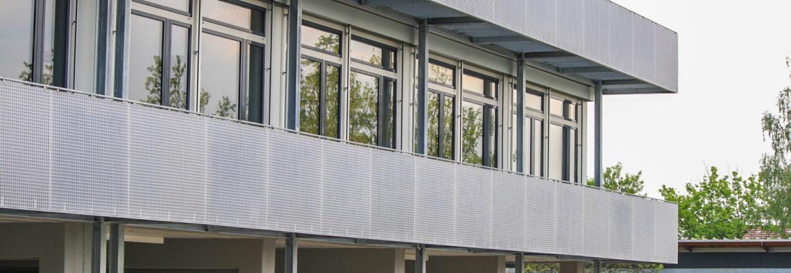 MEA Metal Applications - Stahlbau, Industrie und Handwerk
