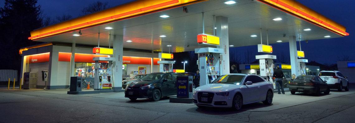 MEA - Produktanwendungen - Tankstellen