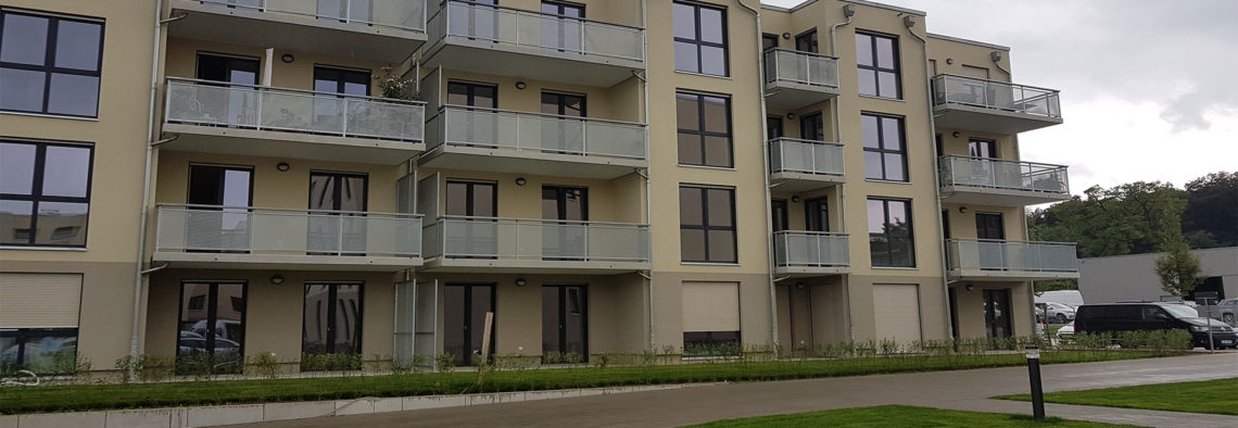 MEA Bausysteme - Referenz SAGA Unternehmensgruppe Hamburg