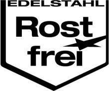 Logo Edelstahl Rostfrei