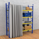 MEA Metal Applications - Schutzgitter und Schutzvorhänge