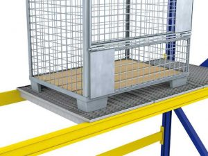 MEA Fachbodenmodul für Gitterbox