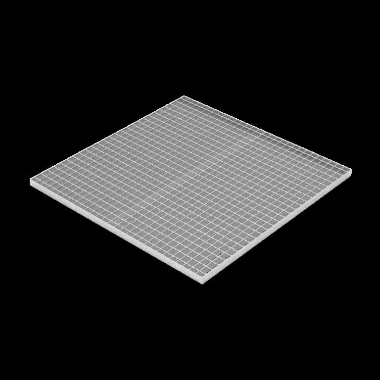 Electro-welded grating mat
