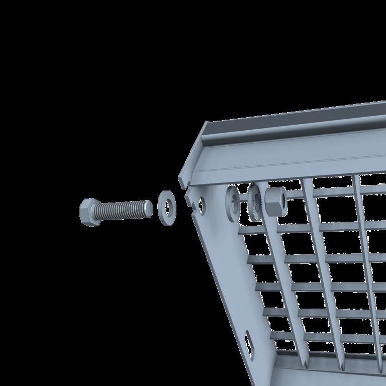 Rostsicherungen- Schraubensatz MEASTEP XSL