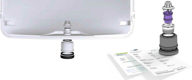 Lichtschacht-Entwässerung: Sicher und Sauber