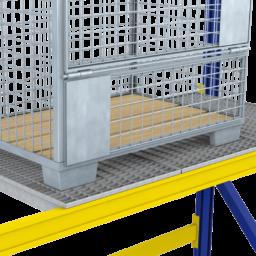 MEAMODUL für Gitterboxen