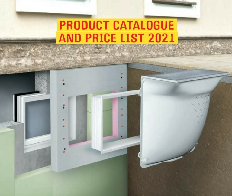 MEA Building Systems Product Catalogue