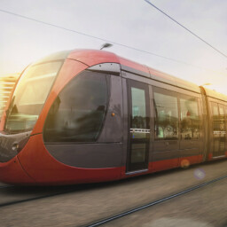 Drainage solutions for trams and railways