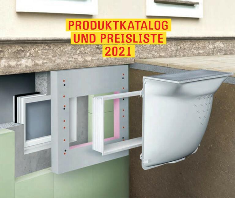 MEA Building Systems Produktkatalog