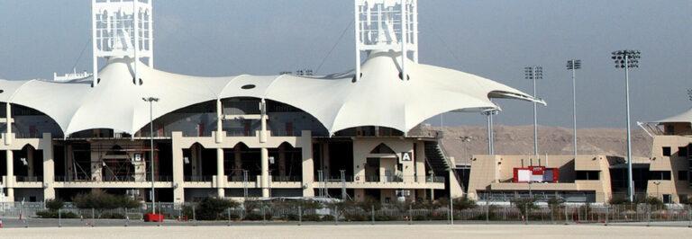 Circuit de Formule 1 Bahreïn