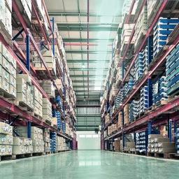 Bâtiments industriels et centres logistiques