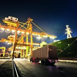 Ports et terminaux à conteneurs