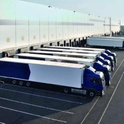 Espaces industriels et logistiques en extérieur