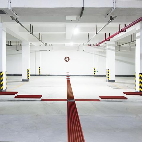Caniveau pour parkings en silo MEARIN PG EVO installation simple