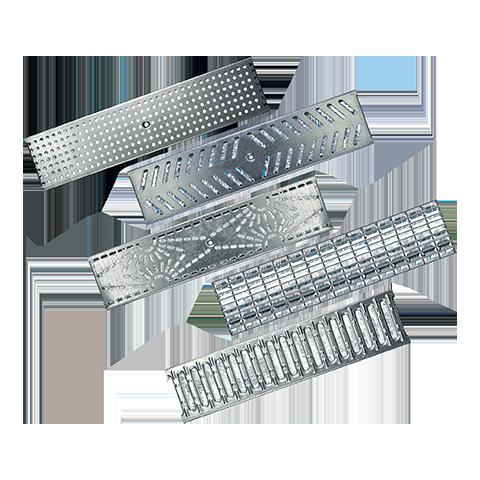 Caniveaux MEATEC grilles design