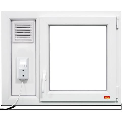 Ventilateur pour cave MEALUEFT AIR