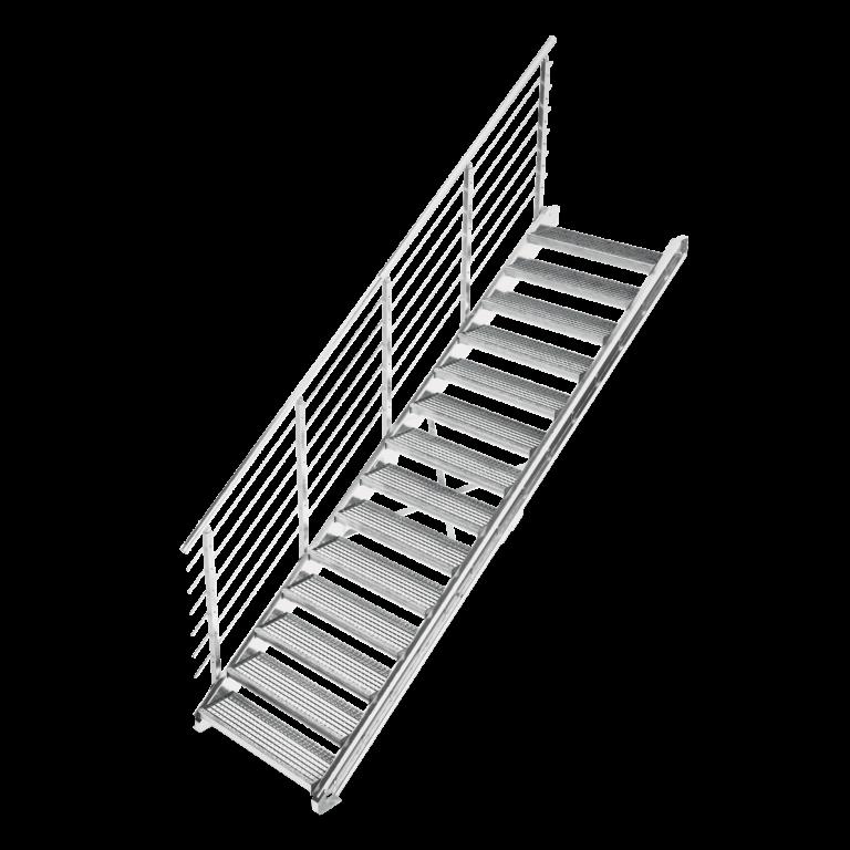 Escaliers en kit MEASTEP