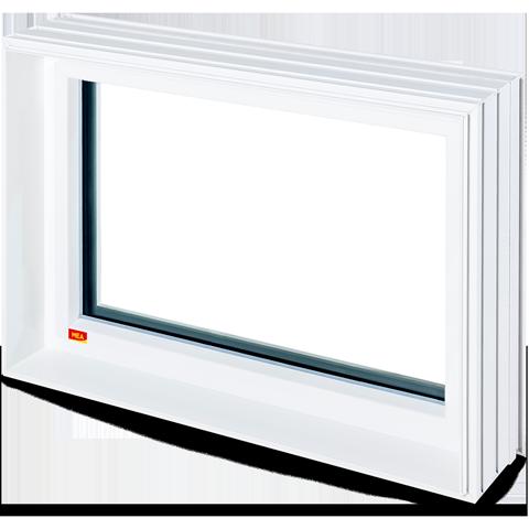 Fenêtre pour cave MEATHERMO fixe