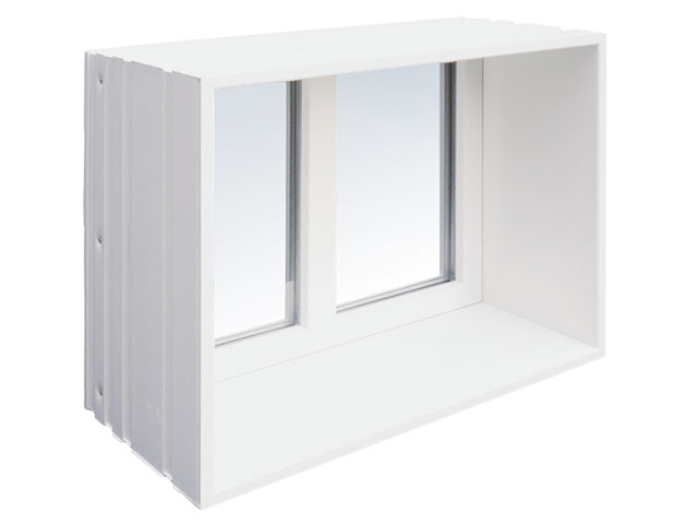 MEA Building Systems - Zargenfenster MEAVARIO individual