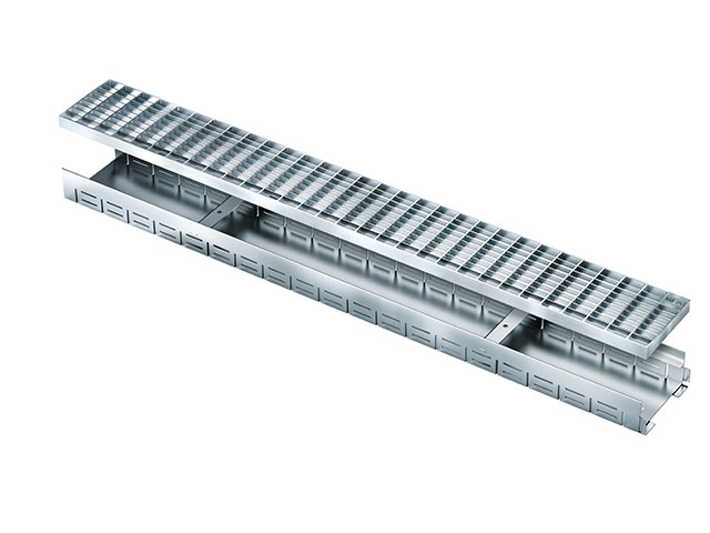 MEA Water Management - MEATEC Korytko odpływowe do tarasów i fasad