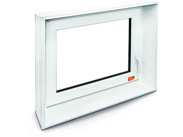 MEA Building Systems - Okno ościeżnicowe MEATHERMO