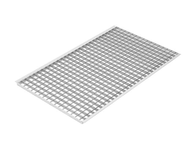 MEA Metal Applications - Ruszt regałowy z wywinięciem