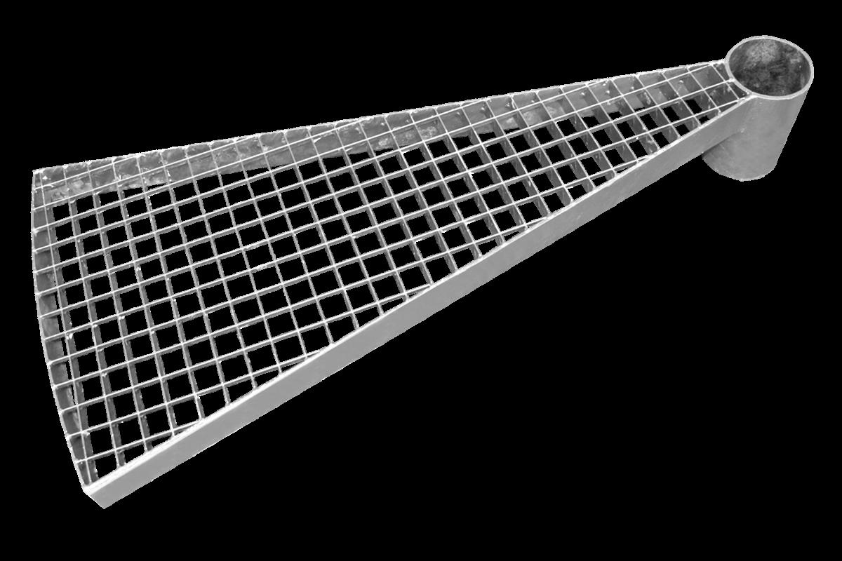 MEA Metal Applications - Schody spiralne