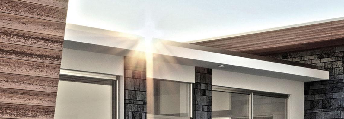 MEA - Zastosowanie produktu - Dachy, tarasy i fasady