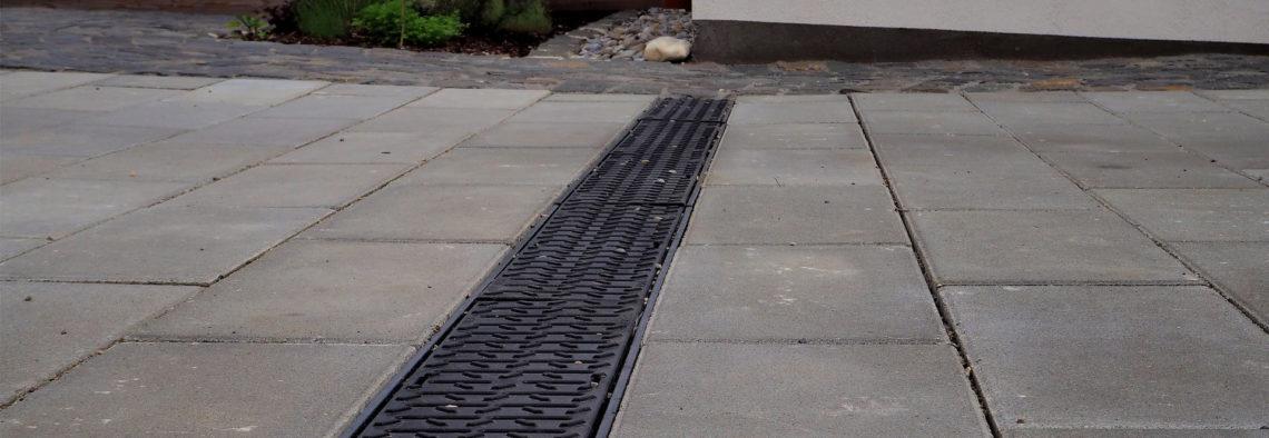 MEA - Zastosowanie produktu - Odprowadzanie wody deszczowej