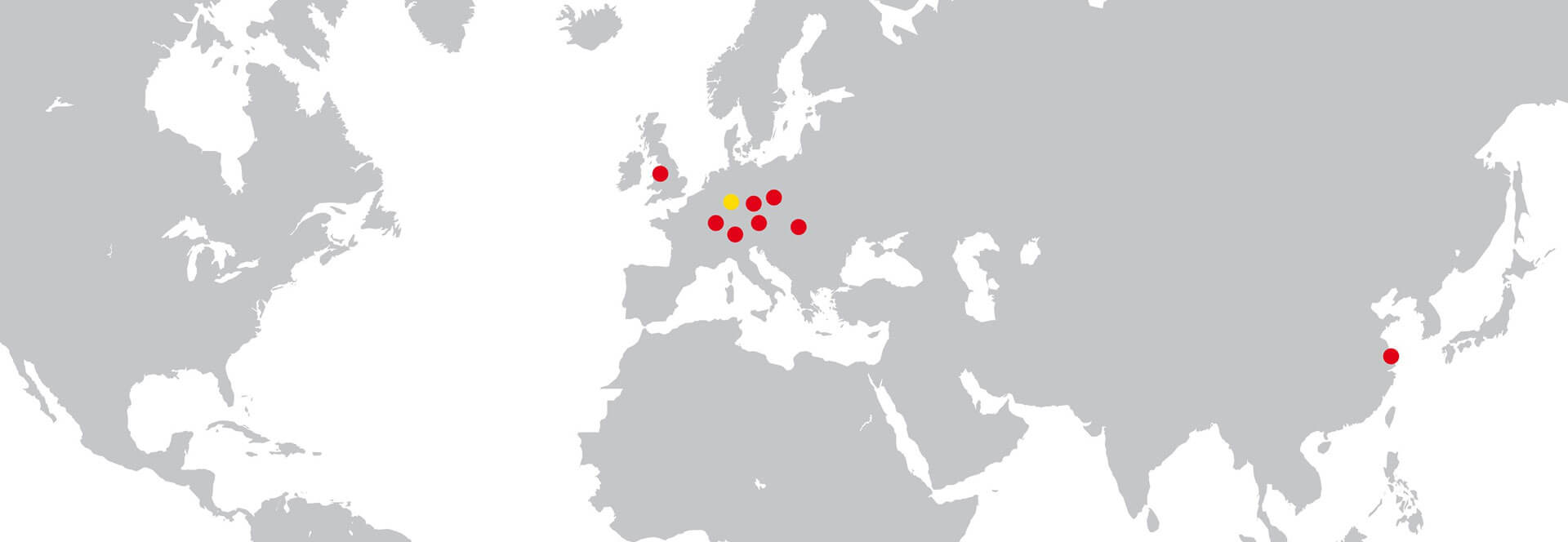 MEA Group - Locations worldwide
