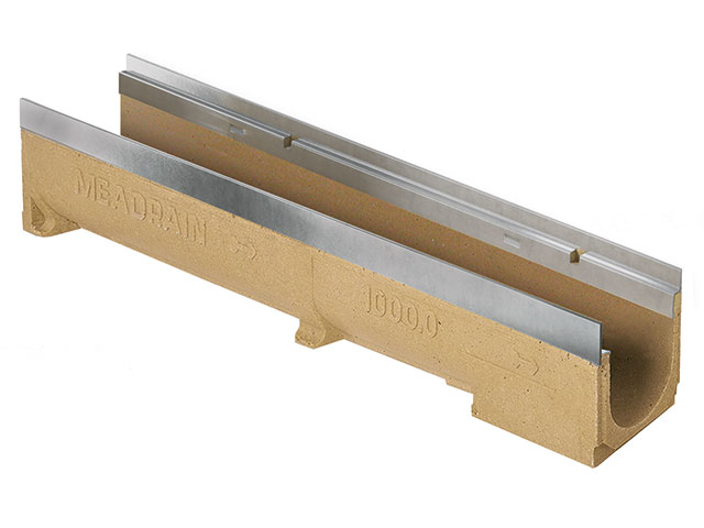 MEADRAIN SV/SE drainage channels