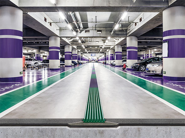 MEA Water Management - MEARIN PG EVO for multi-storey car parks